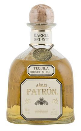 Patron Tequila Anejo Barrel Select